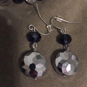 Jewelry - Matching set necklace, earrings, 3 bracelets
